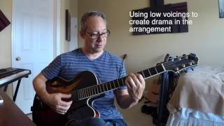 In A Sentimental Mood - Barry Greene Video Lesson Preview