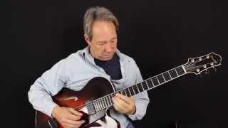 Moonlight in Vermont - Barry Greene Video Lesson Preview