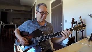 Bye Bye Blackbird - Barry Greene Video Lesson Preview