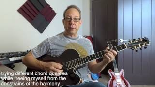 Comping on Rhythm Changes - Barry Greene Video Lesson