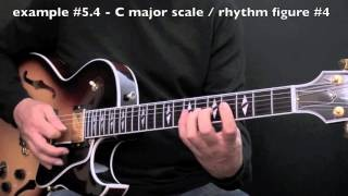 How to play faster - Basics Part 1 - Achim Kohl - Jazz Guitar