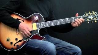 Birds of Spring (Jazz Waltz) - Achim Kohl - Jazz Guitar + Tabs