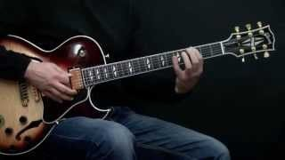 How to Improvise - Basics Part 4 - Achim Kohl, Jazz Guitar