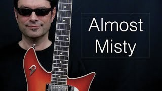 Almost Misty  - Jazz Guitar Solo -  Achim Kohl