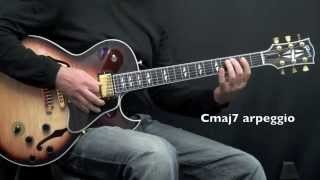 How to Improvise - Basics Part 3 - Achim Kohl, Jazz Guitar