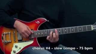 Summertime Comping - Achim Kohl - Jazz Guitar - Fast & Slow