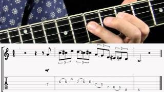 Learn this blues lick