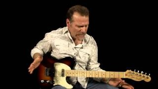 Country Rhythm Guitar Lesson - Train Beat Patterns