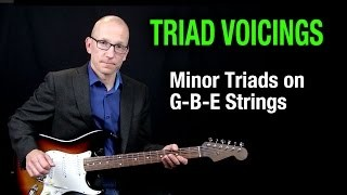 Minor Triad Voicings