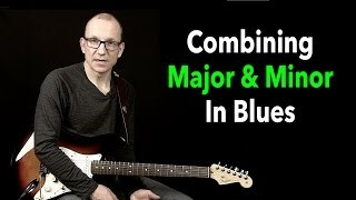 How to use Major & Minor in Blues - Q & A with Robert Renman