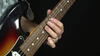 Thanksgiving Ballad Jam Solo Licks
