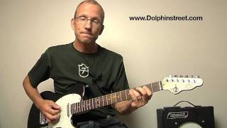 Blues Guitar Lead & Rhythm Lesson