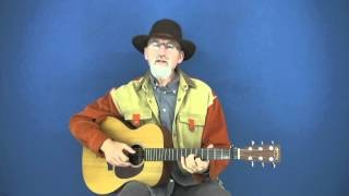 Jim Bruce New Song - Westward Bound - Acoustic Guitar