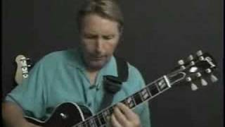 BEBOP GUITAR JAZZ BLUES COMPING LESSONS