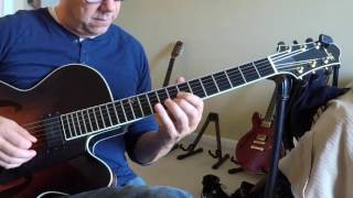Dominant Chord Study - Barry Greene Lesson Preview