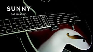 Sunny (Pat Martino) - Barry Greene Video Lesson Preview