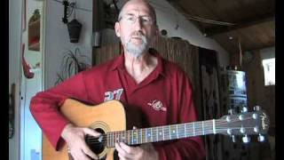 Jim Bruce Blues Guitar Lessons - Doc Watson Style - Deep River Blues