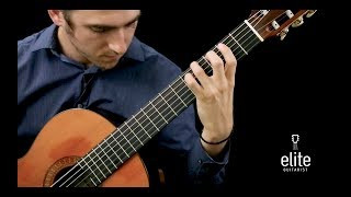 Julia Florida Tutorial for Classical Guitar - EliteGuitarist.com Performance Preview