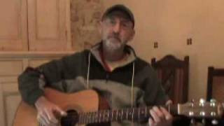Blues Guitar - 'Woman Called Mary' in the style of ' Lightnin' Hopkins