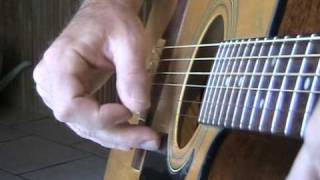 Youtube blues guitar lessons - Blind Blake - Too Tight Blues - Ragtime Blues Guitar