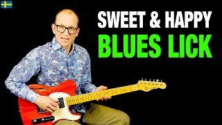 Sweet Blues Lick in E