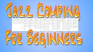 Jazz Guitar  Comping For Beginners