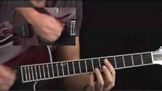 Guitar Lessons - Jazz Combustion - Andreas Oberg - Jazzed Blues in F Comping