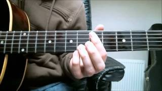 Jazz Guitar Chords - Comping With Bass Lines Lesson