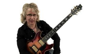 Bebop Etudes Guitar Lesson - Reflections One Overview - Sheryl Bailey
