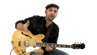 Swing Blues Rhythm Lesson - Hollywood Stomp Overview - David Blacker