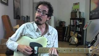 50 Jazz Blues Licks - #14 Howard Ousley - Guitar Lessons - David Hamburger