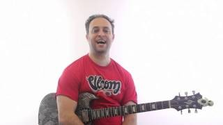 Country Blues Guitar Lesson - Dominant Chord Voicings