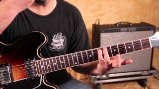Guitar Scales Lesson   Major Pentatonic Scale For Blues Rock and Country Guitar Solos