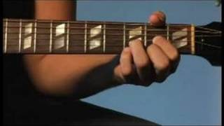 Free Guitar Lessons: Country Blues Fingerpicking : How to Fingerpick D Major Chords