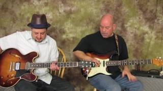 Guitar Lesson - Lead Guitar Solo Lessons - Boogie Blues and Country Style Lick