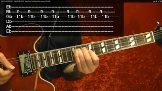 Guitar Lesson - ELVIS PRESLEY - Jailhouse Rock - With Printable Tabs!