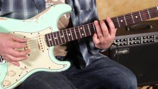 "How to Play ""Next Girl"" by the Black Keys - Blues Rock Guitar Lessons"