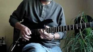 "Electric Guitar Lessons  ""Classic Rock Repeating Licks"""