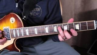 Led Zeppelin - No Quarter - Classic Rock Guitar Riffs - How to Play - Guitar Lessons Les Paul