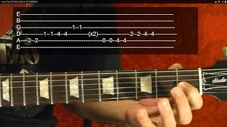 Guitar Lesson - I'M A BELIEVER by THE MONKEES -  With Printable Tabs