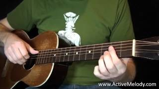 Delta Blues Guitar Lesson - Fingerstyle Like Robert Johnson
