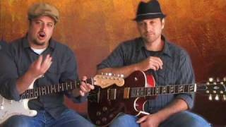 Blues Guitar Lesson - Easy Blues Chords and Comping