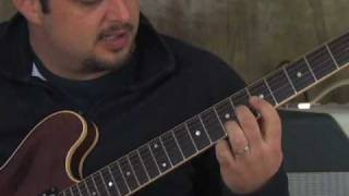 Guitar Lesson: Blues Riffs - Lead Guitar - Rhythm - Improvisation