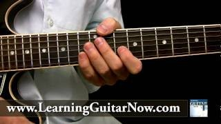 Blues Guitar Lesson: Freddie King Style Blues Guitar Lick