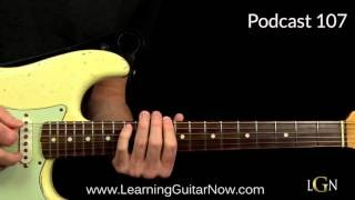John Mayer Slow Blues Lick Lesson