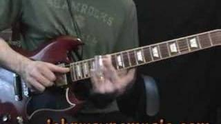 Learning Slide Guitar:  A slide guitar lesson in Open E