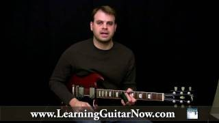 Gibson 61RI SG and Fender 1966 Vibrolux Tone Demo with Slide Guitar