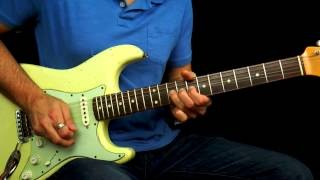 Jimi Hendrix, Gary Moore Red House Lesson