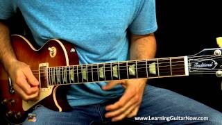 Tone Lab 9 - Gibson Les Paul Slow Blues Style