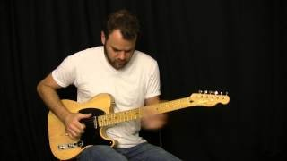 Open G Tuning Blues Performance Solo [ Course Excerpt ]